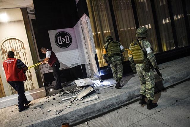 Un séisme de magnitude 8,4 frappe le sud du Mexique: au moins deux morts