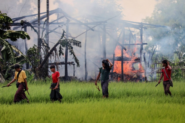 Myanmar violence may have killed more than 1,000: UN rapporteur