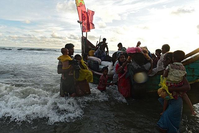 Crise des musulmans rohingyas: la situation côté birman