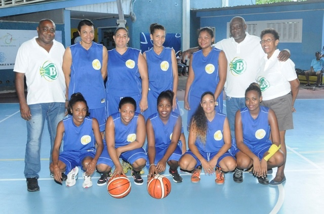 Seychelles' basketball teams to compete in tournament in Madagascar this weekend