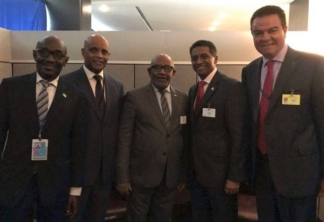 UN General Assembly: Leaders of Seychelles, Comoros pledge to share experiences