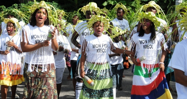 Replica village is a new part of Seychelles' Creole Festival