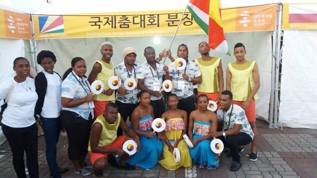 Dancers from Seychelles earn invites to Peru, Slovakia after South Korea performance
