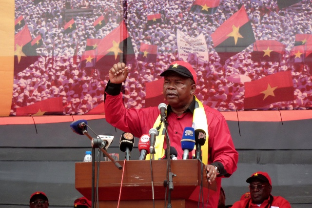 Angola swears in Lourenco, first new president for 38 years