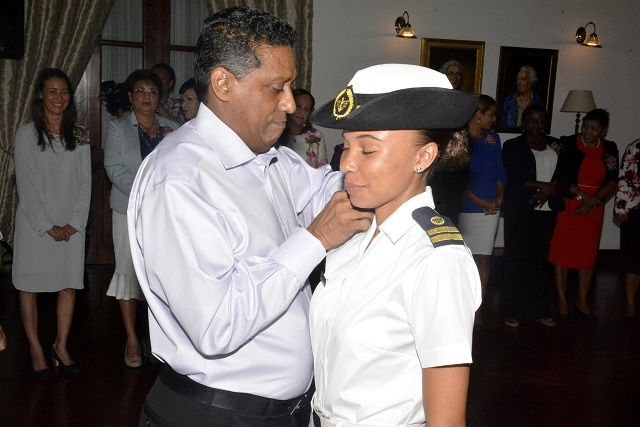 Seychelles joins group that promotes women in the maritime sector