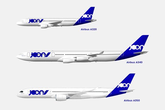 Les autorités seychelloises discutent de la venue de Joon, une filière d'Air France.