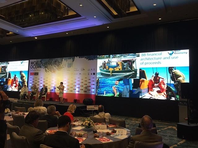 La Banque mondiale alloue 20 millions de dollars pour une pêche durable et la conservation du milieu marin aux Seychelles