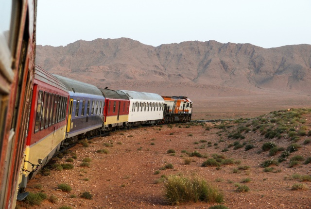 Morocco prepares to test 'fastest train in Africa'