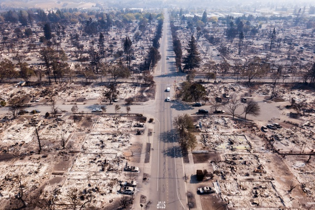 21 dead in 'catastrophic' California wildfires