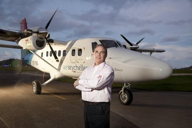 Le directeur d'Air Seychelles annonce sa démission, il quittera ses fonctions en décembre.