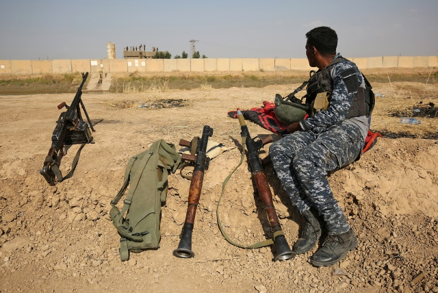 Clashes between Iraqi, Kurdish troops close to Kirkuk city