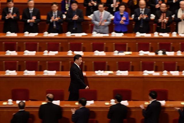 Chine: vers un 2e sacre et au moins 5 ans de plus pour Xi Jinping