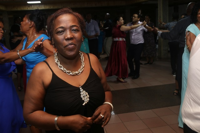 Matriarch of traditional dance in Seychelles plans to dance 'till legs give out
