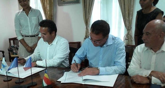 Reunion to open first office in Seychelles as a byproduct of new EU programme