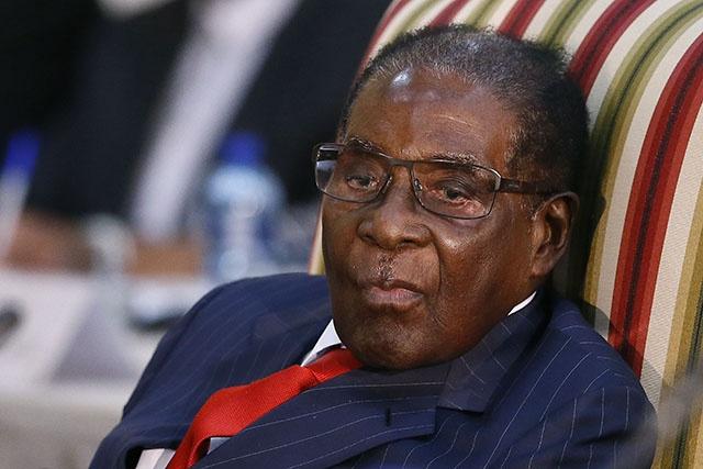 L'OMS annule la nomination du président Mugabe comme ambassadeur de bonne volonté