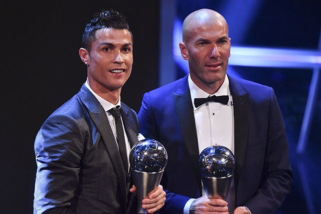 Football: Ronaldo eyes more FIFA success as Real Madrid dominate awards