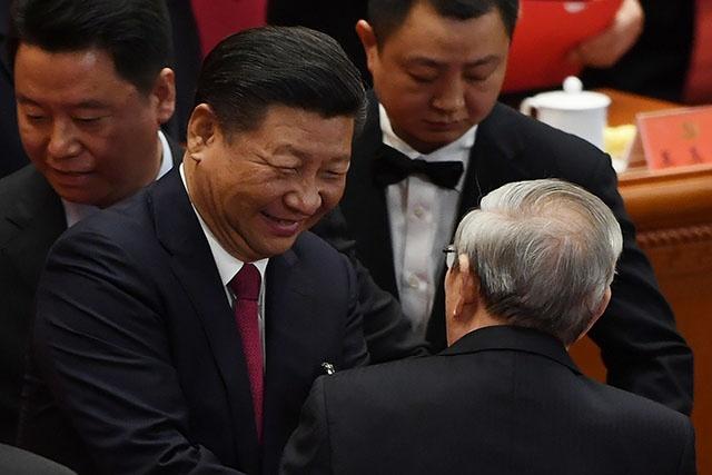 Chine: Xi Jinping entre dans la charte du PC, à l'égal de Mao