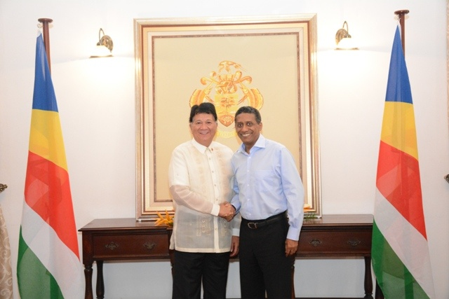 Philippines to look at providing Seychelles with teachers, caregivers, ambassador says