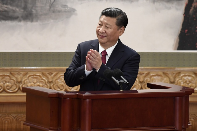 Xi's grip on China tightens with new term and no heir in sight