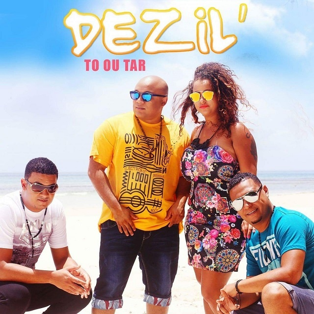 Seychellois group Dezil back on the music scene with new album