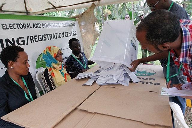Les Kényans boudent une présidentielle boycottée par l'opposition