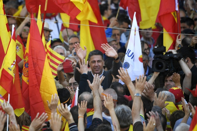 Crunch day for Catalonia as Madrid takes control