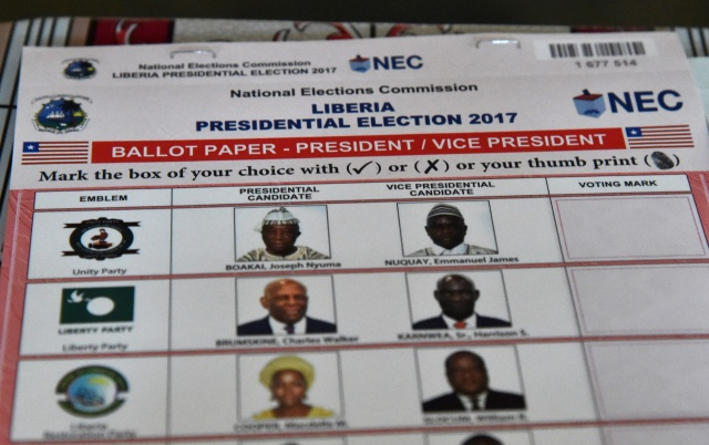 Togo, Guinea leaders mediate deepening Liberia election dispute