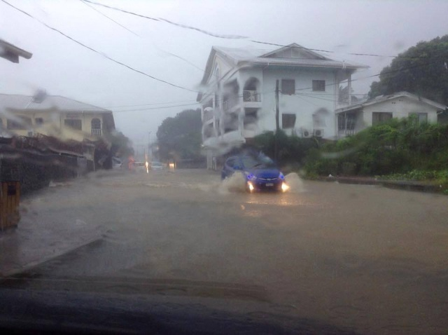 Short bursts of showers: New rainfall patterns emerging in Seychelles, expert says