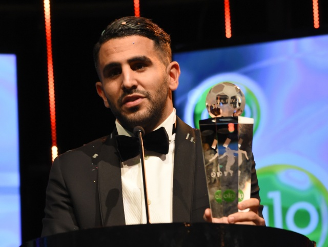 Football: Title-holder Mahrez excluded from CAF nominees