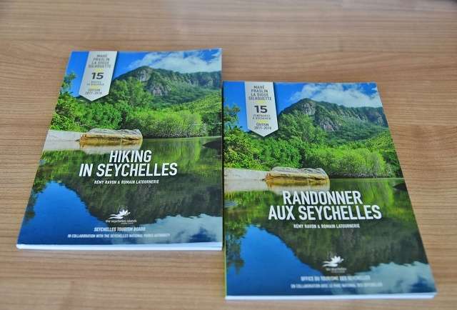 Hike the hills of Seychelles with help of new guidebook
