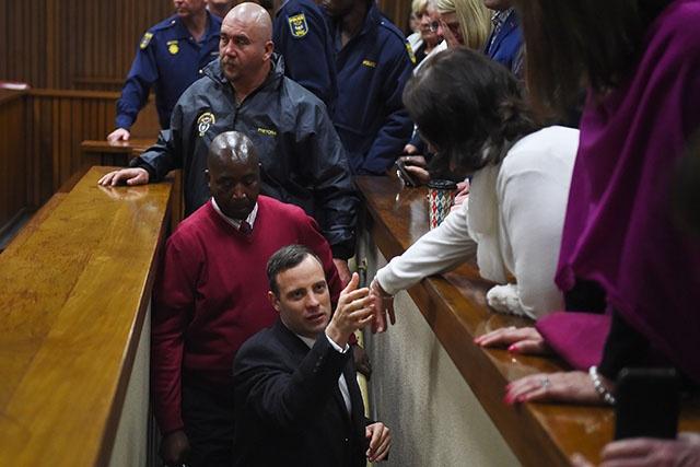 Le sort de Pistorius de nouveau devant la justice sud-africaine