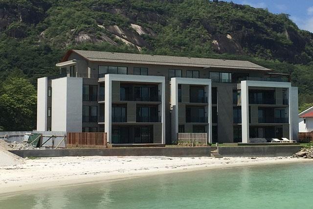 La première phase d'un projet immobilier aux Seychelles maintenant terminée, les acheteurs vont pouvoir emménager.