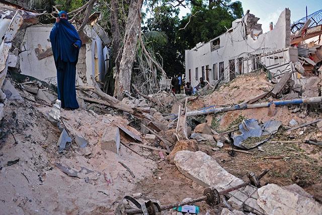 Les Etats-Unis frappent pour la première fois l'EI en Somalie