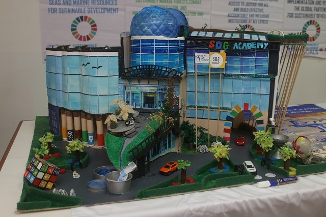 Architectural exhibit in Seychelles explores UN Development Goal of sustainable cities