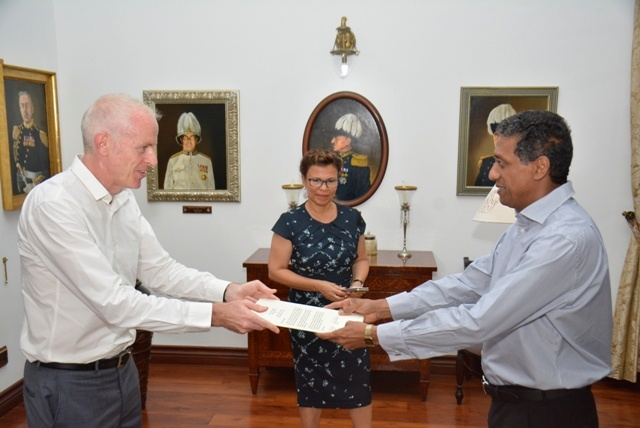 Blue Economy, tourism two areas of cooperation for Seychelles, Ireland, new ambassador says