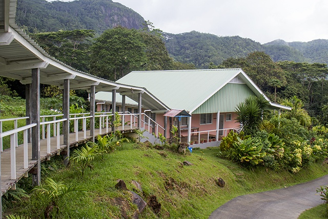 Crunched for space, Cistercian monks in Seychelles hope to expand secluded monastery
