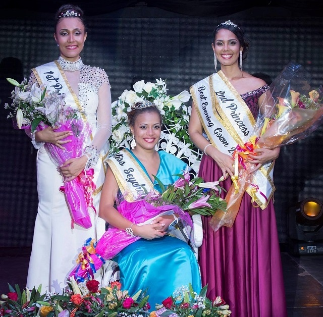 3 beauties from Seychelles representing the island nation at global pageants