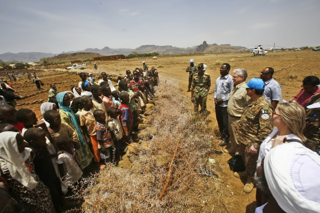 UN peacekeeping missions under pressure to reform in Africa