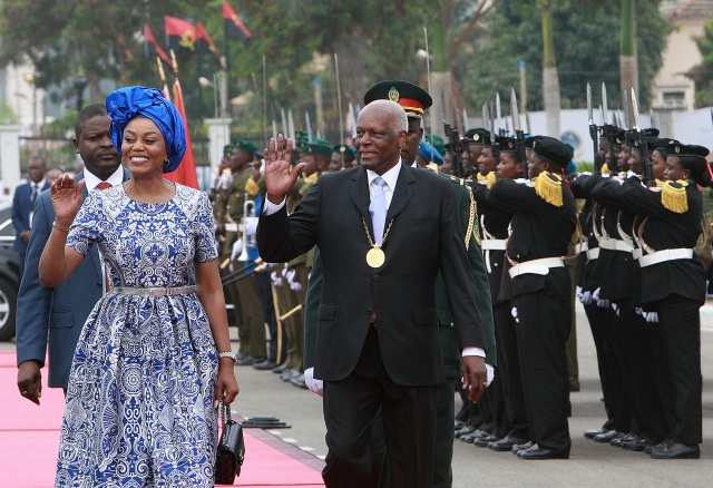 Daughter of Angola's ex-president sacked as state oil chief