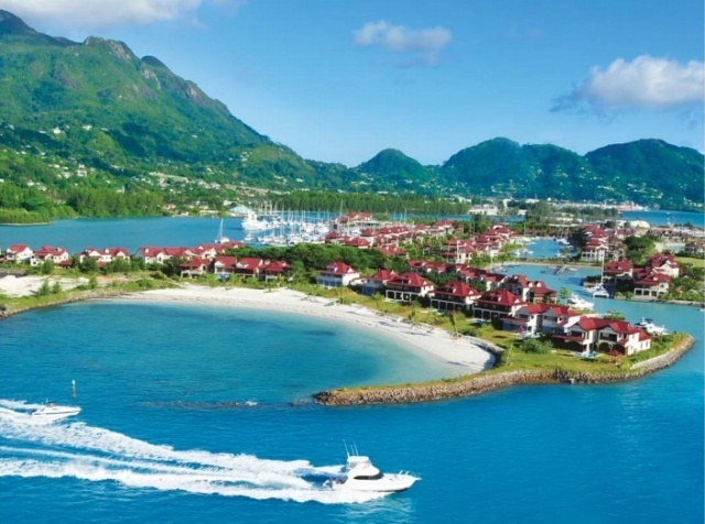 2nd community with yacht marina to be built in Seychelles