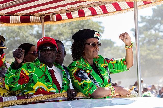 Zimbabwe: les habitants d'Harare prêts à tourner la page Mugabe