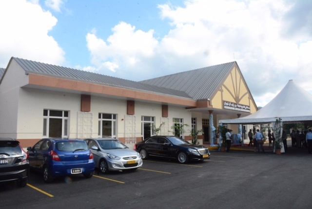 New hospital for women, children officially opens in Seychelles