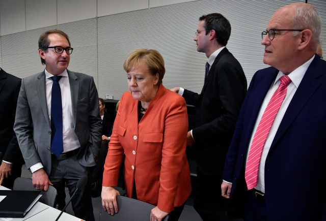 Germany seeks way out of crisis after govt talks collapse