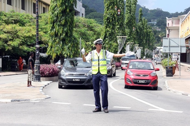 Seychelles increasing road safety with new speed cameras, towing of cars