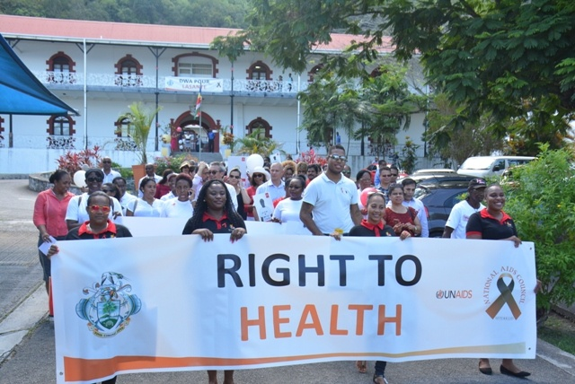 HIV/AIDS cases in Seychelles rise slightly over 2016, as officials target needle users