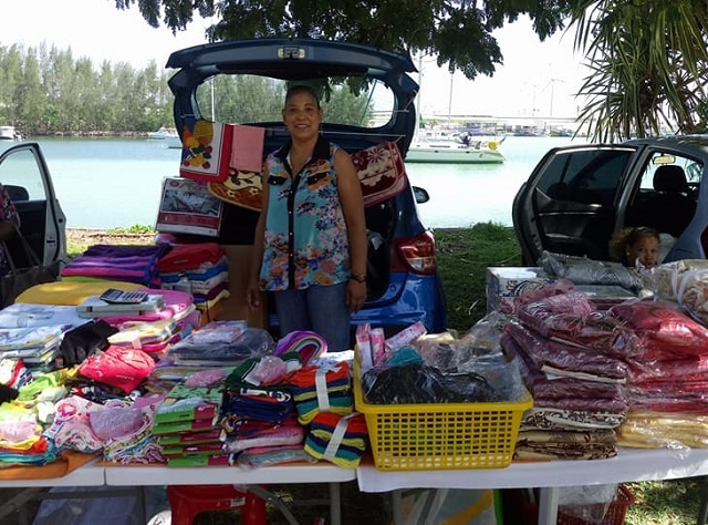 More events planned after big turnout at car boot sale in Seychelles