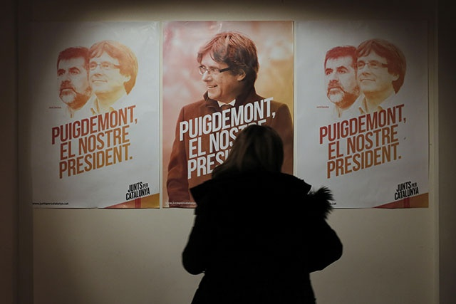 Nouveau rendez-vous devant la justice belge pour Carles Puigdemont