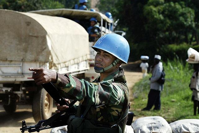 """Le président tanzanien """"attristé"""" par la mort des Casques bleus en RDC"""