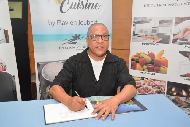 New recipe book teaches secrets of Seychelles' Creole seafood