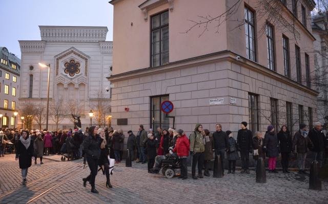 Sécurité renforcée en Suède autour des synagogues après une attaque